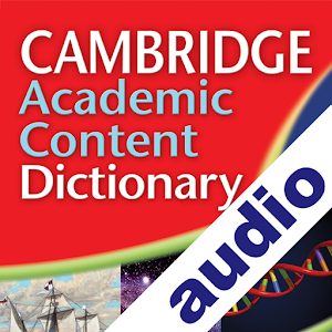 Audio Cambridge Academic TR 書籍 LOGO-玩APPs