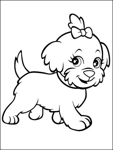 玩免費教育APP|下載Dog Coloring for Kids app不用錢|硬是要APP