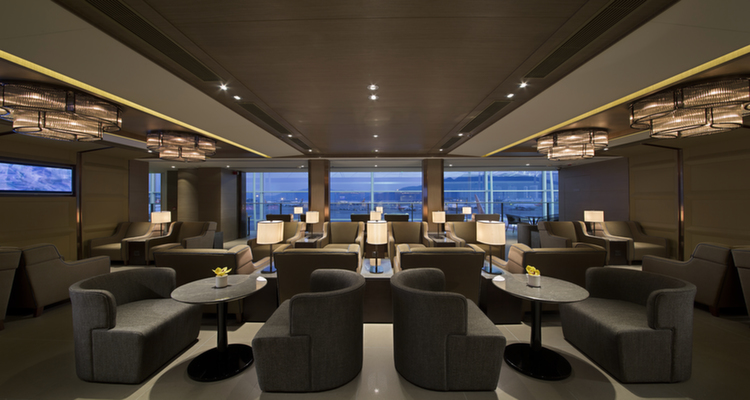 Discover a plaza premium lounge global airport service locations plaza premium lounge - Moderne lounges fotos ...