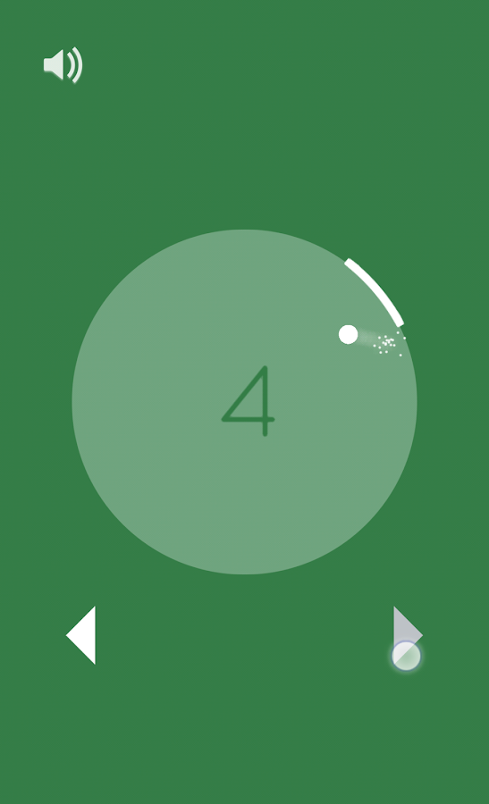 Circle Pong- screenshot