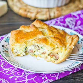 Spinach and Cheese Egg Souffle