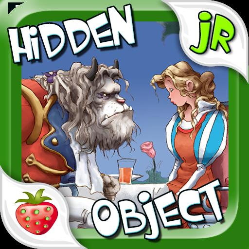 Hidden Jr Beauty and the Beast LOGO-APP點子