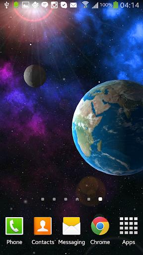 Earth 3D Live Wallpaper FREE