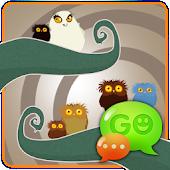 GO SMS Pro Owl Theme