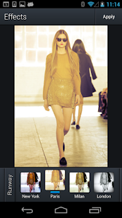 Aviary Effects: Runway - screenshot thumbnail
