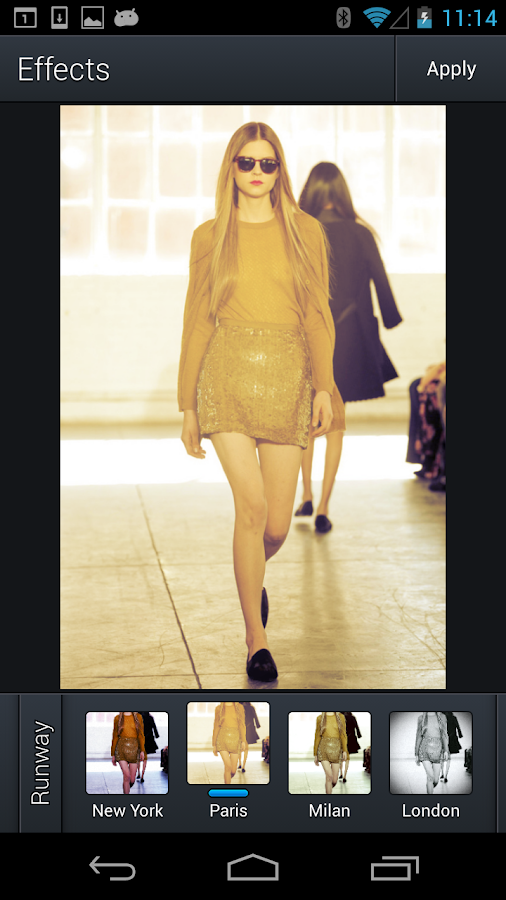 Aviary Effects: Runway - screenshot