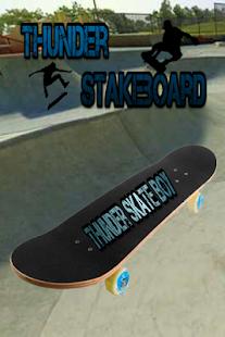 Thunder Skateboard