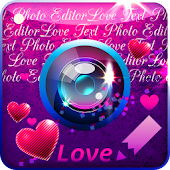 Love Text Photo Editor