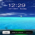 GO Locker Iphone Sea Theme logo