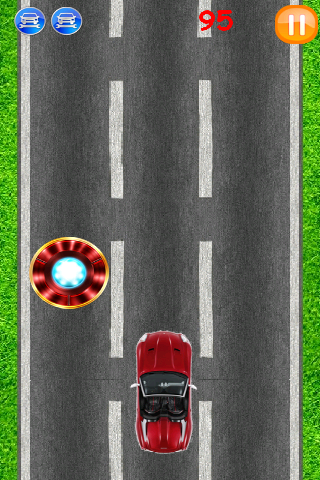 Speed Race- screenshot