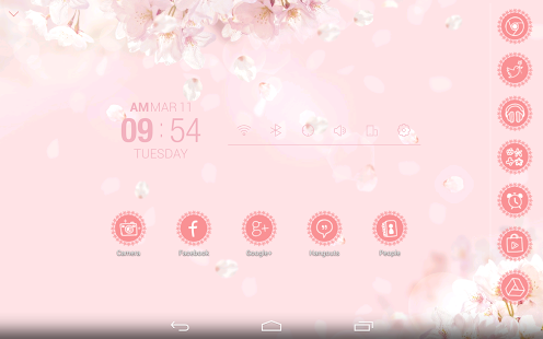 Dev-Host - XPERIA™ CherryBlossom Theme.apk - The ...