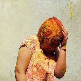 Color of life  by Bibha Barssha Mohanty - People Portraits of Women (  )
