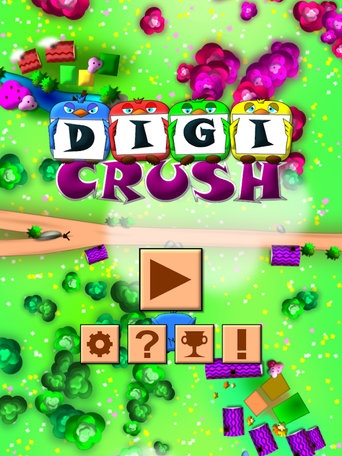 Digi Crush- screenshot