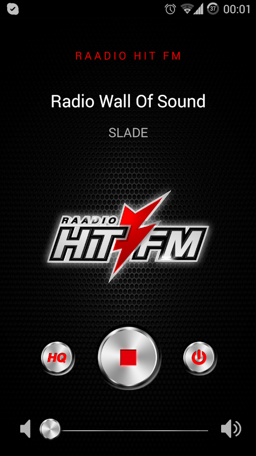 HIT FM- screenshot