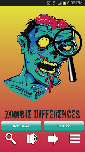 Zombie Differences