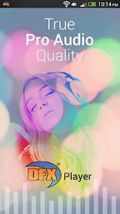 DFX Music Player Enhancer Pro - screenshot thumbnail