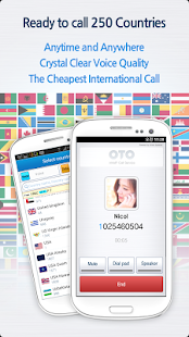 OTO Global International Call - screenshot thumbnail