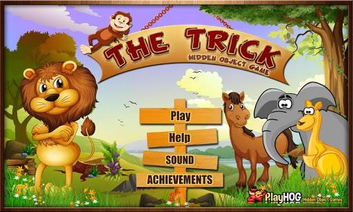 Trick Free Hidden Object Games