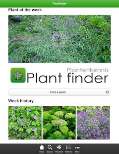 玩書籍App Plant Finder免費 APP試玩