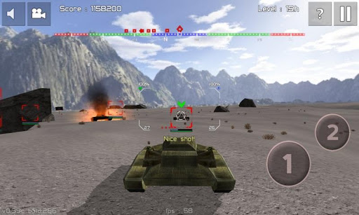 Armored Forces:World of War L