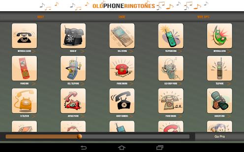 Old Phone Ringtones - screenshot thumbnail