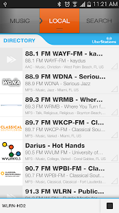 XiiaLive™ Pro - Internet Radio- screenshot thumbnail