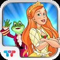 Princess & Frog book for kids
