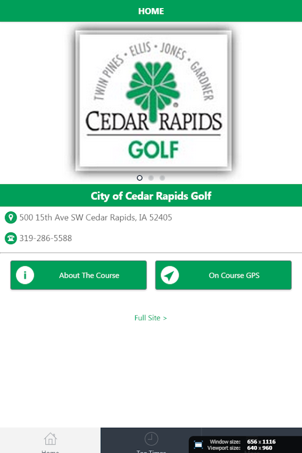 Cedar Rapids- screenshot