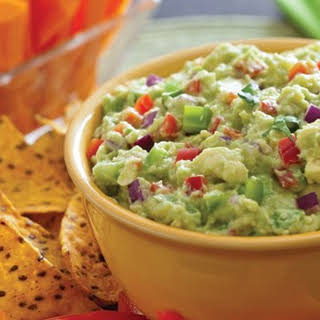 Game Day Ranch Guacamole.