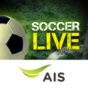 AIS Soccer Live icon