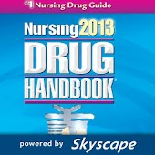 Nursing 2013 Drug Handbook