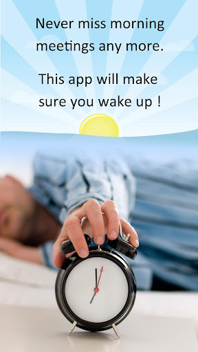 Crazy Wakeup Alarm Clock Free