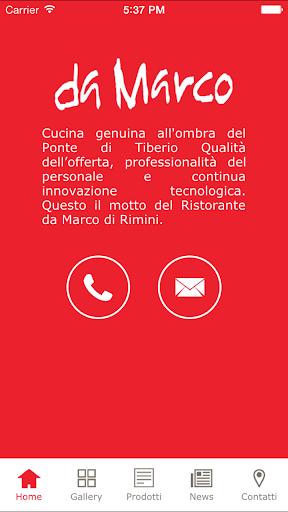 【免費旅遊App】Da Marco-APP點子