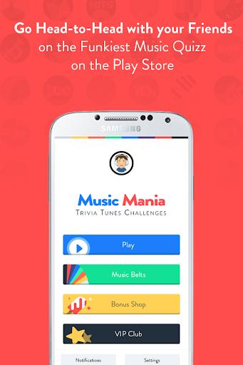 Music Mania - Music Quiz