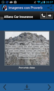Imagenes con Proverbios - screenshot thumbnail