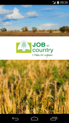 Job In Country