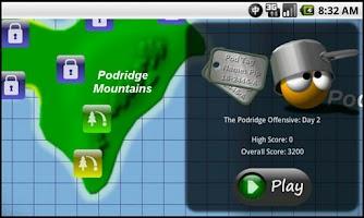 Screenshot of Pods Defense