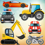 Vehicles and cars for toddler
