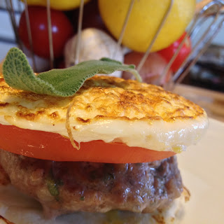 Paleo Breakfast Sausage Egg Sandwiches.