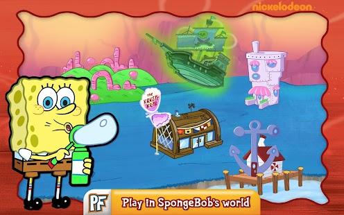 SpongeBob Diner Dash Screenshot 5