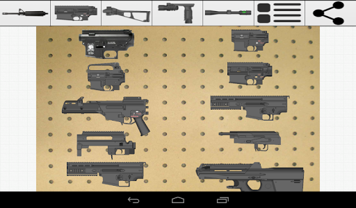 Weapon Builder 5 screenshots 15
