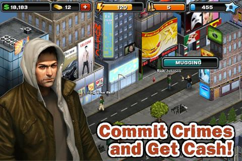Crime City (Action RPG)  gameplay | by HackJr.Pw 7