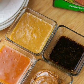 Ginger Soy Dipping Sauce