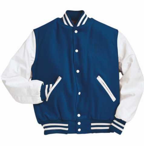 Varsity Jacket Design