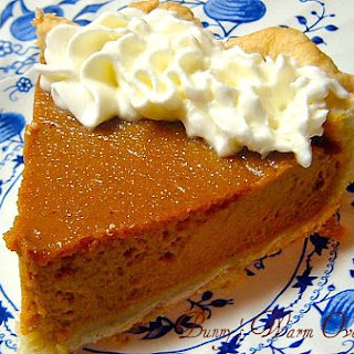 Opal's Pumpkin Pie