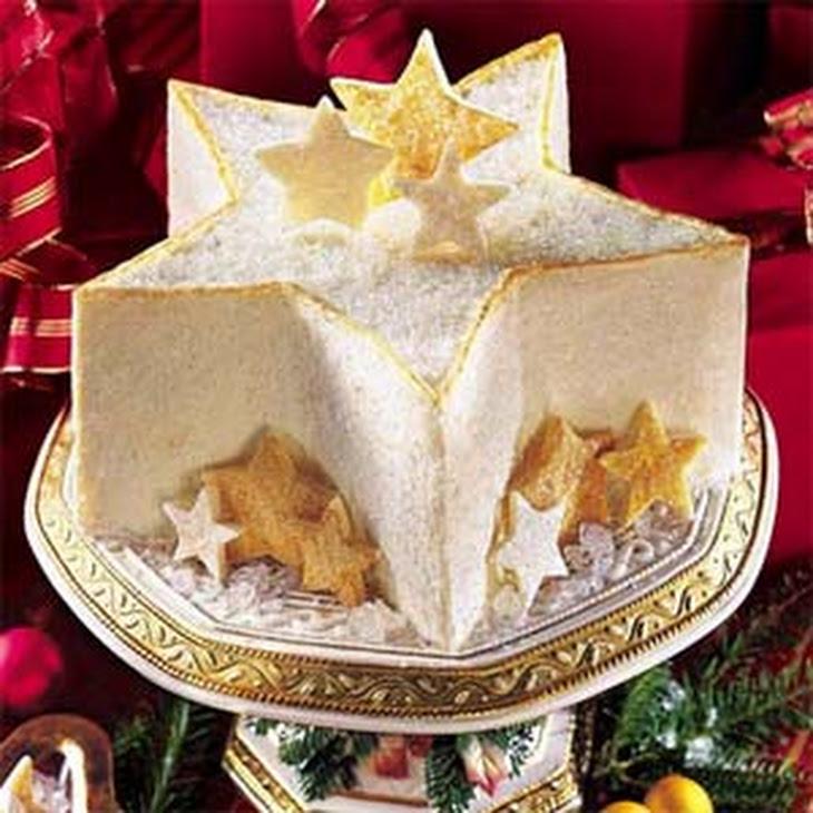 Twinkling Star Cake Recipe