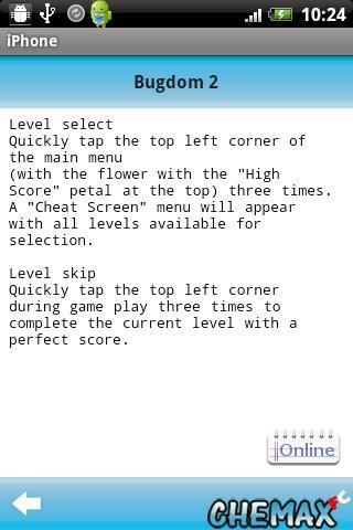 CheMax FC- screenshot