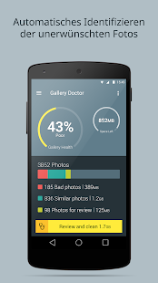 Galerie Doktor - Foto Reiniger Screenshot