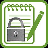 Security Secret Notes - Alarm