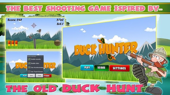 Crazy Duck Hunter - Duck hunting game - MyPlayCity - Download Free Games - Play Free Games!